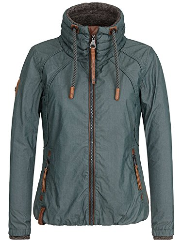 Jacket Tittis Green Dark Galore Jacket Women Naketano AWHnP0A