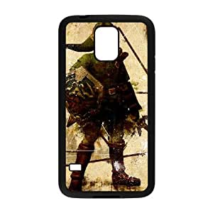 Samsung Galaxy S5 Cell Phone Case Black The Legend of Zelda V8396676