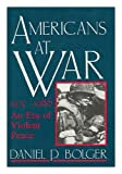 Book cover for Americans at War, 1975-1986: An Era of Violent Peace