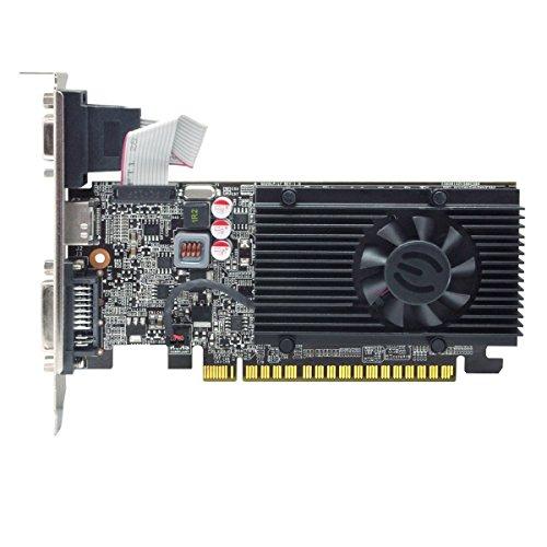 EVGA GeForce GT 610 1024MB DDR3, DVI, VGA and HDMI Graphics Card (01G-P3-2615-KR)