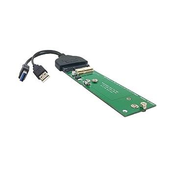 wrdxc USB 3.0 A macb00 K Air 2011 2012 SSD USB 3.0 A SATA de 22 ...