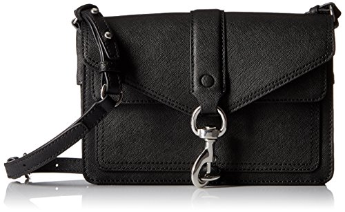 Rebecca Mini Black Body Hudson Minkoff Cross Moto pqrPf8wxp