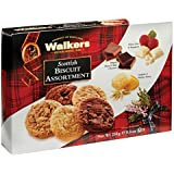 Walkers Shortbread Scottish Cookie Assortment, 8.8 Ounce (Pack of 3), Flavors Include Chocolate Chunk, White Chocolate Raspberry, Oat & Heather Honey, Quality Ingredients, No Artificial Flavors
