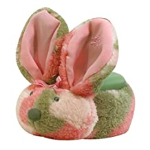 Stephan Baby Boo Bunnie Comfort Toy with Boo Cube, Pink Camo Print