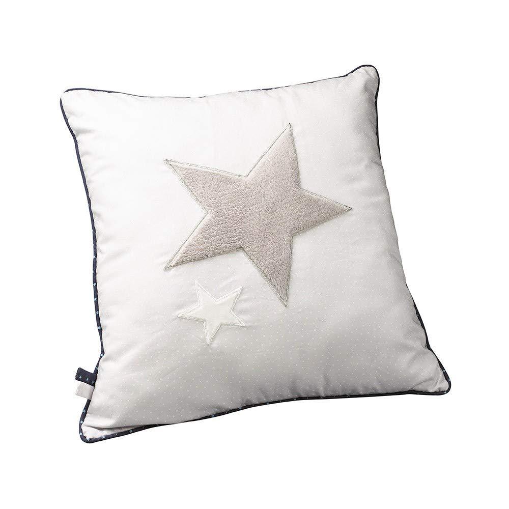 Coussin décoratif étoiles Merlin - Sauthon