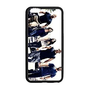 iPhone6 Plus Love Racing Team Fast & Furious 7 Case Cover for iPhone6 Plus 5.5 (Laser Technology)
