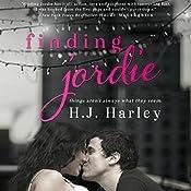 Finding Jordie: Love Lies Bleeding, Book 1 | HJ Harley