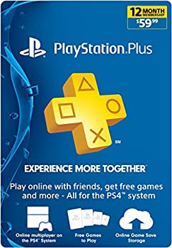 Sony PlayStation Plus 1-Year Membership [Email Delivery]