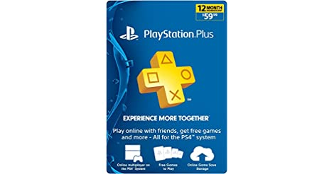 Sony PlayStation Plus 1-Year Membership [Email Delivery] only $35.99