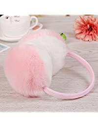 NACOLA Women Girls Warmer Headband Fashion Faux Fur Winter Earmuffs Earwarmers Ear Muffs Earflap Earmuff for