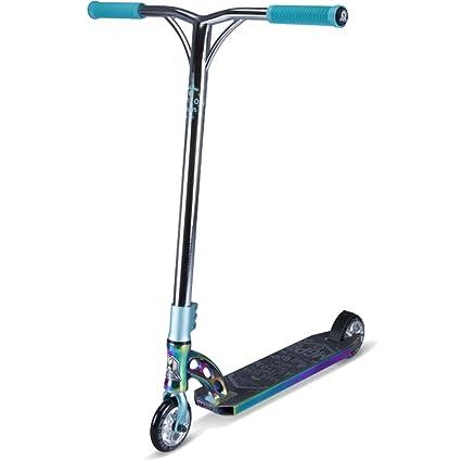 Amazon.com: MADD Gear VX7 Team neo-chrome Azul Scooter ...