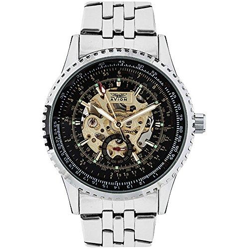 grandi affari sulla moda prezzo più basso vari tipi di orologio solo tempo uomo Avion Cockpit sportivo cod. AV-1814 ...