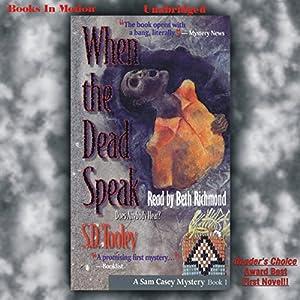 When The Dead Speak Audiobook