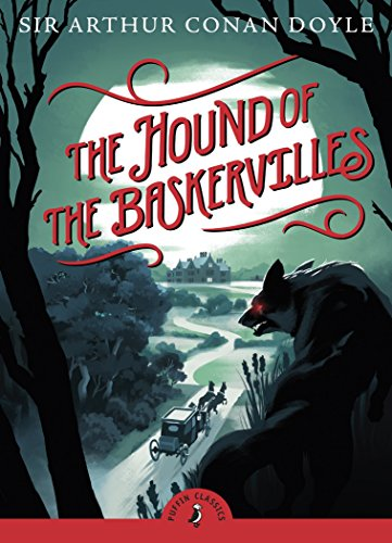Book cover for The Hound of the Baskervilles