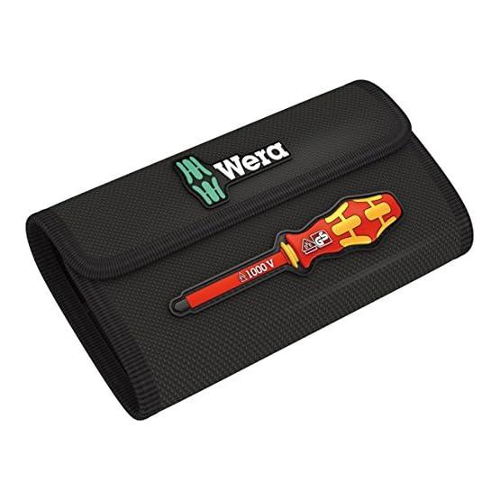 Wera - 5347108001 347108 Kraftform Kompakt VDE 60 i/62 i/68 i/18 Insulated Blade Set