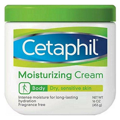 Cetaphil Moisturizing Cream for Dry/Sensitive Skin, Fragranc