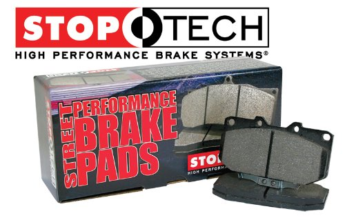 Stoptech Performance Front and Rear Brake Pads Compatible for 2007-2012 MAZDA 3 MAZDASPEED All
