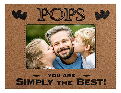 (POPS PICTURE FRAME GIFT ~