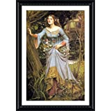 """Alonline Art - Ophelia Waterhouse 