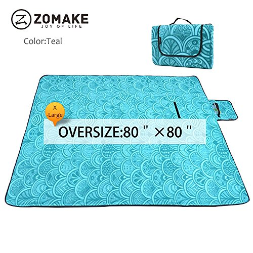 Picnic Blanket Waterproof Family Concerts