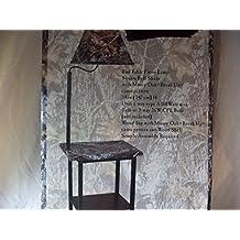 Mossy Oak Furniture Floor Lamp, Brown by mossy o