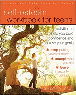 graphic regarding Self Esteem Quiz Printable referred to as The Self-Esteem Workbook for Youngsters: Actions toward Support By yourself