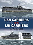 img - for USN Carriers vs IJN Carriers: The Pacific 1942 (Duel) book / textbook / text book