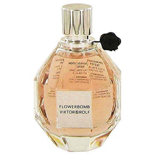 Flowerbomb Perfume By Viktor & Rolf Eau De Parfum Spray (Tester) For Women 3.4 oz Eau De Parfum Spray