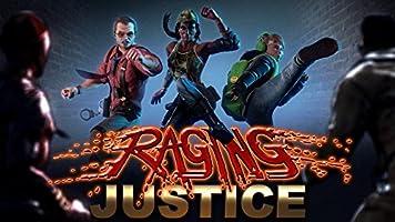 Raging Justice - Nintendo Switch [Digital Code]