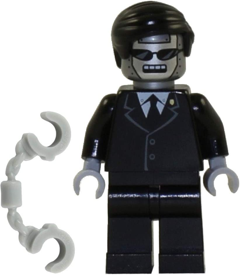 LEGO x 5 HANDCUFFS  FOR MINIFIGURE BRAND NEW