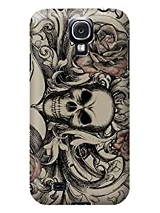 LarryToliver Customize Customizable fashion skull pictures Diary Diy For Iphone 5/5s Case Cover #5