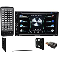 1999-2004 Ford F-250/350/450/550 Car DVD/iPhone/Bluetooth/USB Receiver Stereo