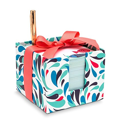 Vera Bradley Women's Notecube, Summer ()