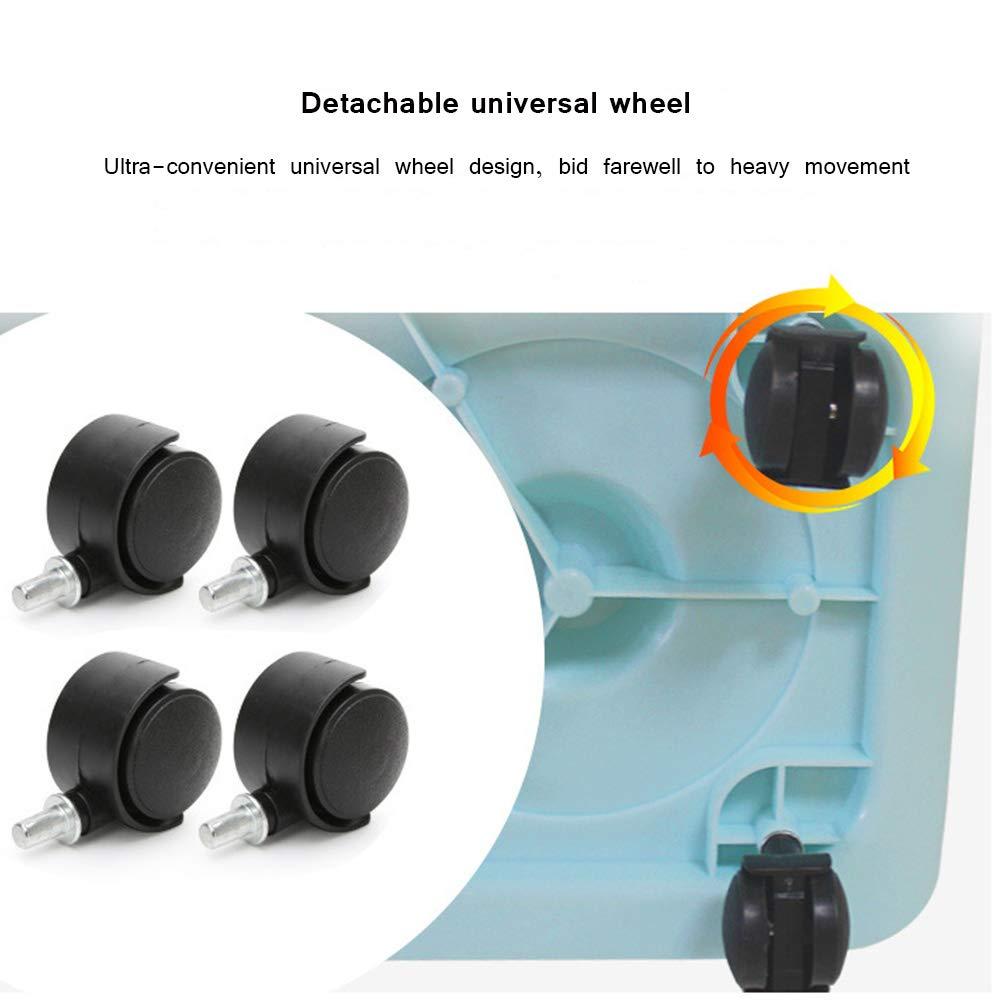 QAQ Mopp Anzug Doppelantrieb 360°-Drehung Separates Design Design Design Starke Dekontaminierung Keine Handwäsche Erforderlich,Blau,OneGröße B07PNTYLH5 Schaufel & Besen Sets 1e21af