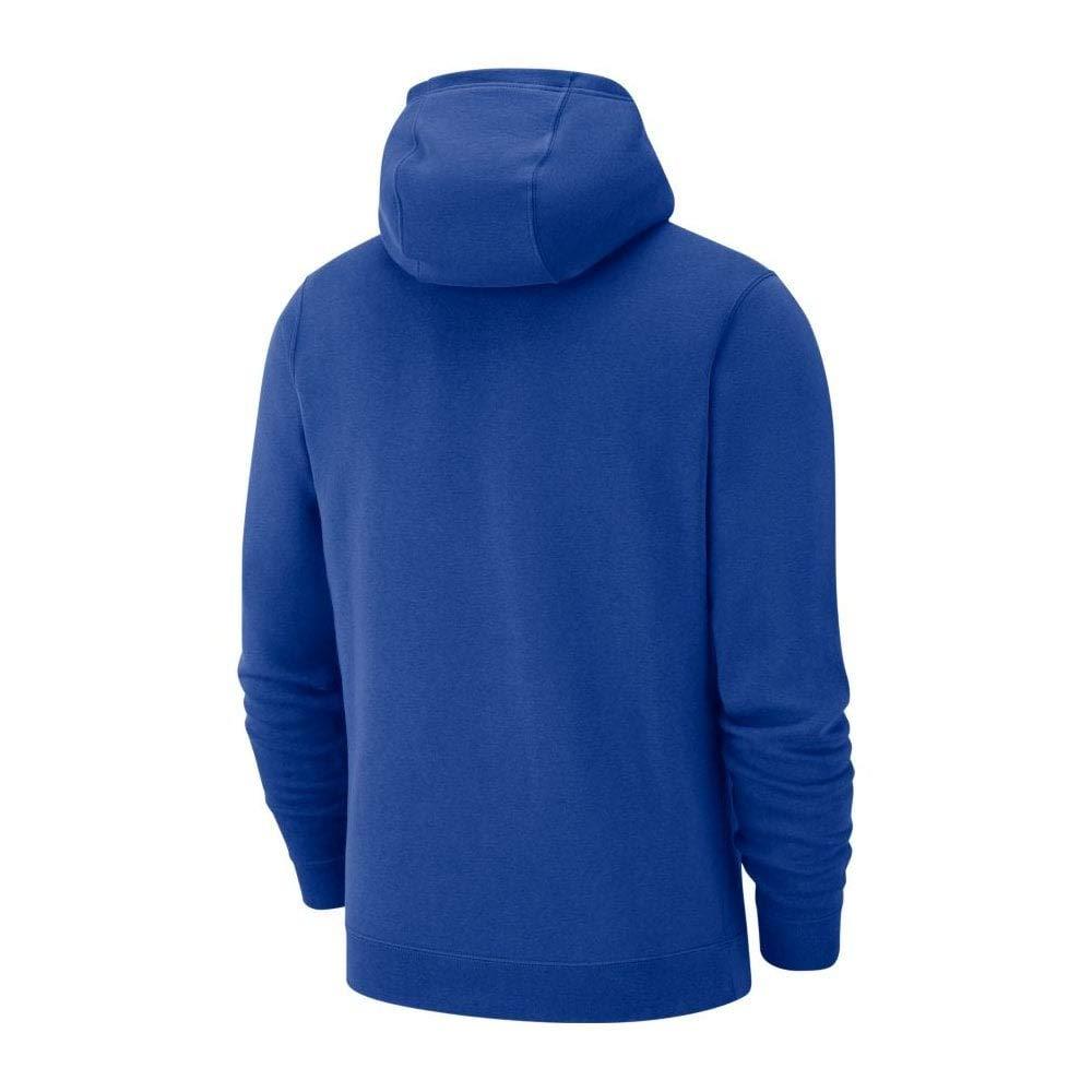 c58e5b418efd Nike Men s New York Giants Full Zip Fleece Club Hoodie at Amazon Men s  Clothing store