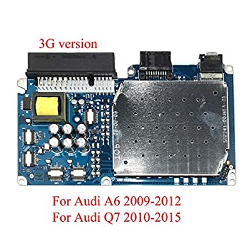 Image of 3G Amp Main Amplifier Circuit Board Fits for AUDI A6 09-12 / AUDI Q7 10-15 4L0035223E Amplifier Installation