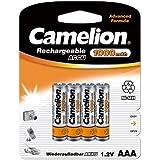 Camelion 17010403 Akku NI-MH HR03/ Micro/ 1000mAh/ 1,2V - 4er Pack