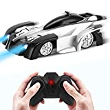 MotorFansClub Remote Control Car Toys Wall Climbing Dual Mode 360°Rotating Stunt Rechargeable High...