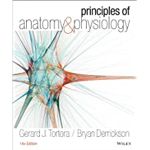 Amazon gerard j tortora books principles of anatomy and physiology 14e with atlas of the skeleton set fandeluxe Choice Image