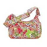 Ju-Ju-Be HoboBe Purse Diaper Bag, Perky Perennials