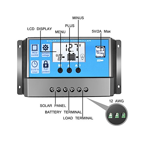 30a-solar-charge-controller-y-solar-solar-panel-controller-pwm-12v24v-auto-paremeter-adjustable-lcd-display-solar-panel-battery-regulator-with-dual-usb-load-timer-setting-onoff-hours