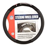 NFL Tampa Bay Buccaneers Poly-Suede Steering Wheel Cover