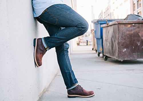 Wilcox Boots | Classic Style + Premium Comfort Shiloh Rust Brown-11.5 by Wilcox (Image #6)