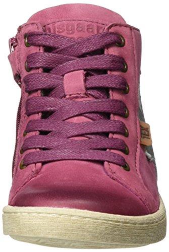 Bisgaard Schnürschuhe - Zapatilla Alta Unisex Niños Pink (4021 Pink)