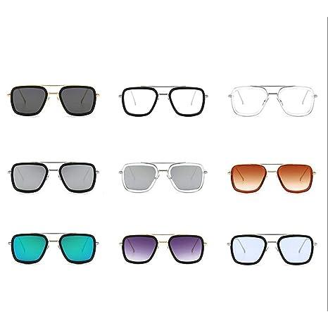 Película con Las mismas Gafas de Sol Caja Americana con Las ...