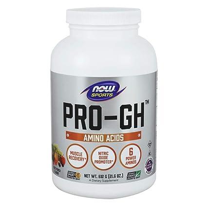 Now Foods - Pro-GH 612g - Precursor de la Hormona del Crecimiento ...