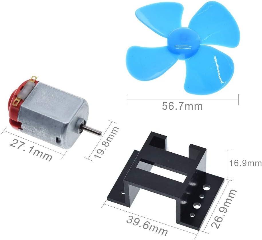 Un known Accesorios Electrónicos 1 Juego Micro CC 130 ...