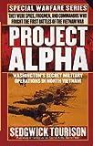 Project Alpha, Sedgwick Tourison, 0312962622