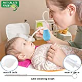 Healthy Baby Nasal Aspirator. Infant to Toddler