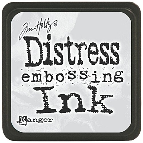 Tim Holtz Distress Mini Embossing Ink Pads 1X1 Stackable